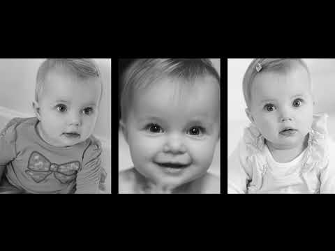 Video of My First Year Photoshoot with £50 off Voucher