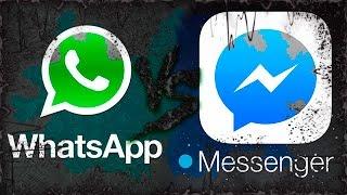 WhatsApp VS Messenger | Confronto Letal