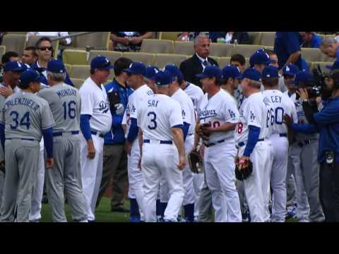 Los Angeles Dodgers Old Timers