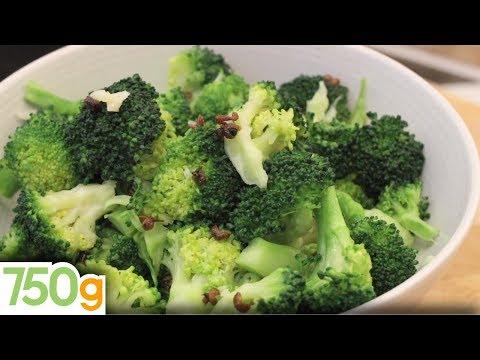 recette-de-brocolis-sauté-à-l'ail---750g