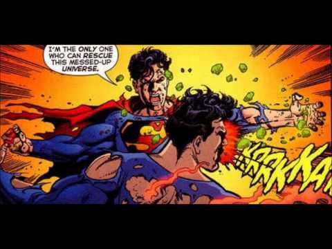 Superboy Prime-The Death of Superman