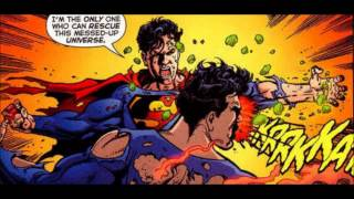 Superboy Prime-The Death of Superman
