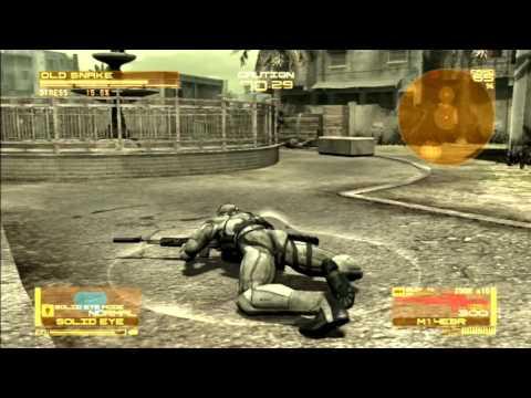 Metal Gear Solid 4 Guns of the Patriots Part 5