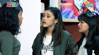 Hana ấm ức khóc tức tưởi vì bị Gina M đổ oan