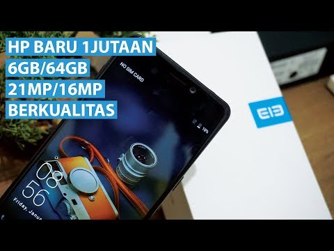 Cuma 1 Jutaan Dapat HP Baru RAM 6GB   Ini Baru Spek Dewa   Unboxing & Review