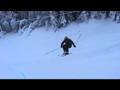 Skicross fail