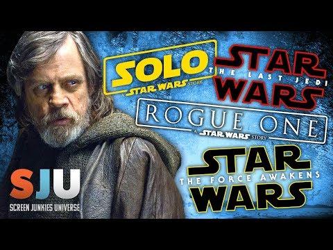 Mark Hamill Thinks Disney Is Making Too Many Star Wars Movies - SJU