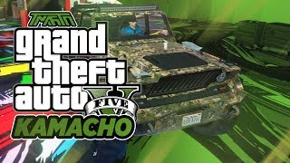 INSANE JEEP PROTOTYPE (Really Fast) - Grand Theft Auto 5 Multiplayer - Part 561