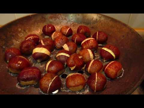 Best Way to Cook Chestnuts Roasted Chestnuts #recipe italian food