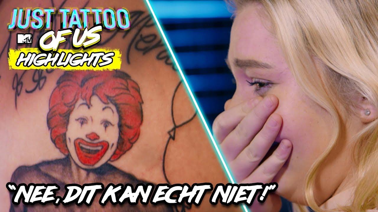 Wat Bezielde Je In Godsnaam Om Deze Tattoo Te Zetten Just Tattoo Of Us Benelux Highlights