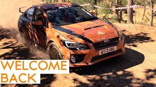 Welcome to DiRT 4! - DiRT 4 GAMEPLAY (Update)