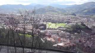 Испания - Бильбао - Панорама города(, 2014-02-09T16:01:42.000Z)