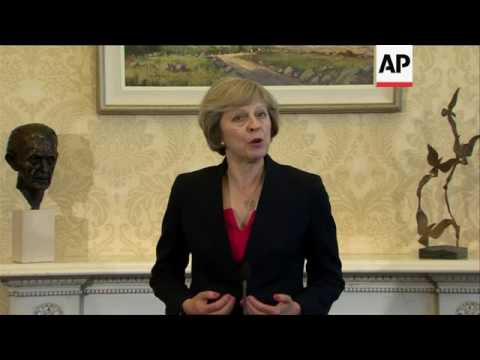 British PM on impact of EU referendum vote