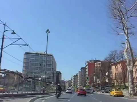 A tour in istanbul Tophane, Karaköy, Beşiktaş / Die Straßen in Istanbul not Constantinopel :)