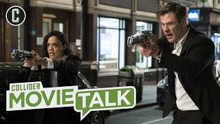 Men in Black Reboot Trailer Goes International with Chris Hemsworth - Movie Talk