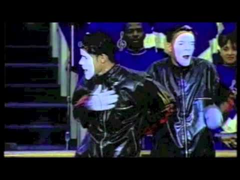 K&K Mime paying tribute to Kirk Franklin with this Kirk Franklin Medley