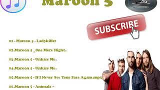 Download lagu kumpulan lagu maroon 5 populer
