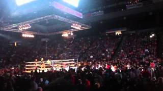 WWE Live Event 12/27/14: It's A New Day