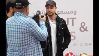 Maher Zain & Mesut Kurtis @ Madina Mall Dubai