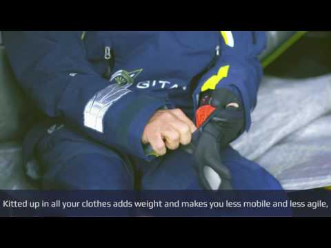 Alone offshore - The weekly #3 Clothing - Vendee Globe 2016 - 2017