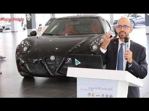 MotorVillage Casablanca : Entretien avec Danilo Annese, PDG de FCA Morocco
