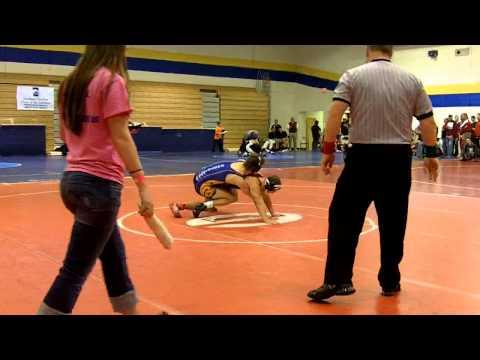 Jacob Simmons (Eastside) vs Cameron Pike (South Pointe)