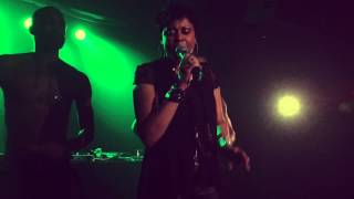 "Crystal Waters ""Gypsy Woman"" LIVE at Holy Mountain VII NYC"