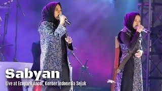 Sabyan - Ya Habibal Qolbi | Konser Indonesia Sejuk