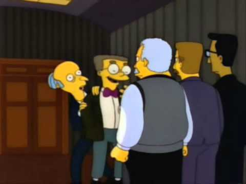 Ooohh The Germans (Mr. Burns)