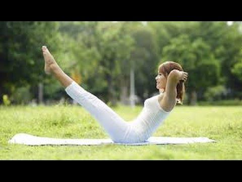 Hatha Yoga online 1 - Yoga by Girl KOREA - Yoga for beginners