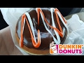 Dunkin Donuts Anaheim Ducks Donut Review - CarBS