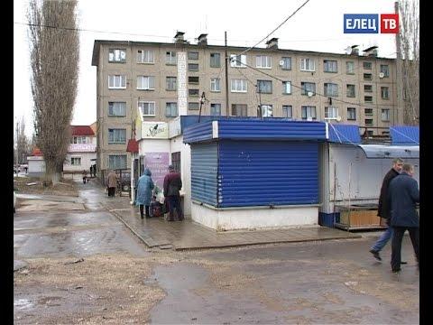 В Ельце продолжаются рейды по нестационарным торговым точкам