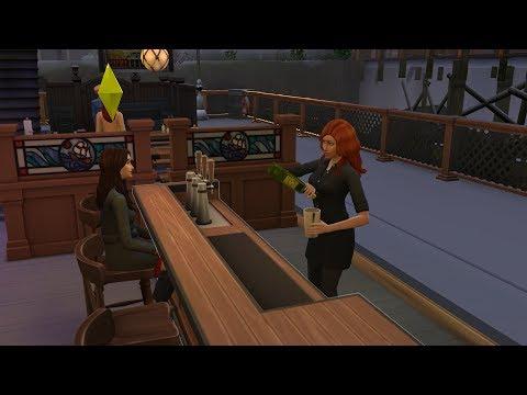 The Sims 4 Margit sajtos szemgolyókat készít |