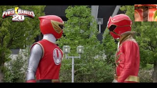Power Rangers: Ninja Storm and Super Megaforce Team up (fan made)