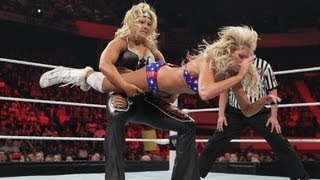 Kelly Kelly vs. Beth Phoenix: Raw, May 21, 2012