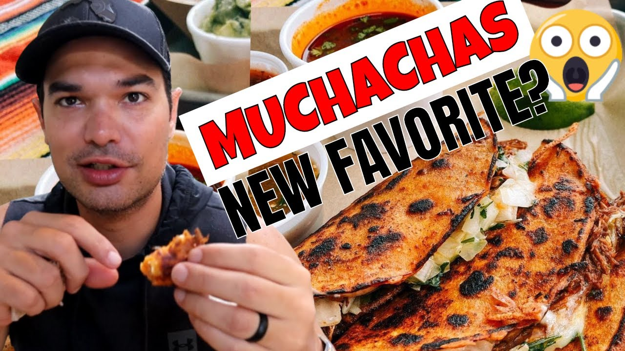 Finding Tampa's Best Tacos Ep: 3 - Muchachas at Armature Works