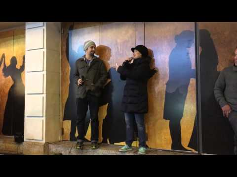 "Allegiance's Lea Salonga sings ""A Whole New World"" with Lin-Manuel Miranda"