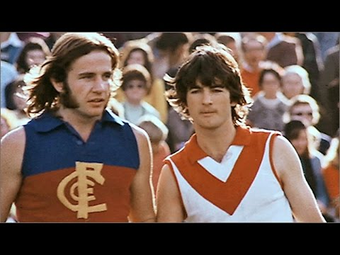 The Great Macarthy  South Melbourne Swans vs Fitzroy Lions  John Jarratt & Barry Humphries