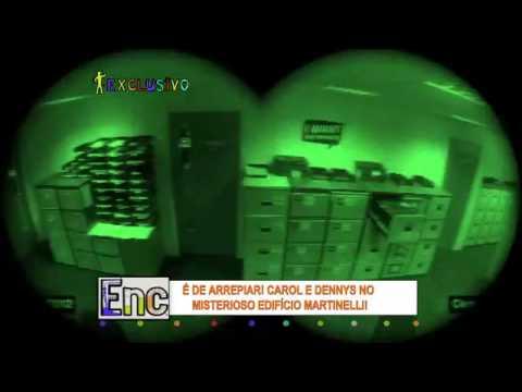 Encrenca: Carol e Dennys encaram as assombrações do Edifício Martinelli