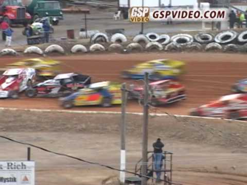 Big Block Modifieds and ARDC Midgets - 3/28/2010 - Big Diamond Raceway