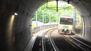 【地下鉄地上区間好きシリーズ】仙台市営地下鉄南北線地上区間前面展望 2020.5