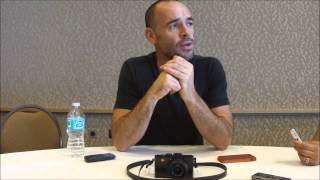 Arrow Interview with Paul Blackthorne on Season 3 Thumbnail