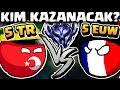 LOL MİLLİ MAÇ 2! EUW ELMAS (FRANSIZ) vs TR ELMAS!