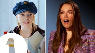 """""""i Had A Massive Spot!"""" Keira Knightley On *that* Hat From Love Actually."""