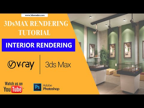 how-to-render-interior-design-/-decoration-in-vray-3dsmax-tutorial-#2-architectural-visualization