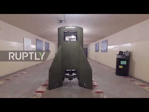 Take a tour of top secret Soviet nuclear bunker in Poland