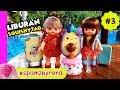 #spamzbyrena #3 Liburan Squishy Tag - GoDuplo TV