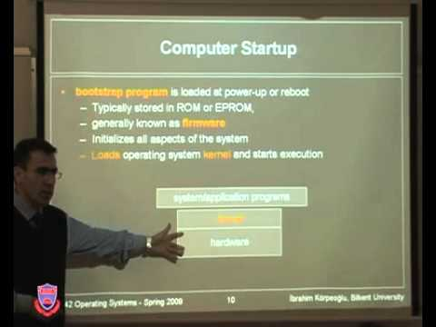 CS-342 Operating Systems Lecture 01