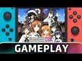 Girls und Panzer: Dream Tank Match DX | 10 Minutes of Gameplay on Switch