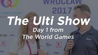 The Ulti Show - Day 1 of Tournament Play